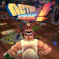 Portada oficial de Action Henk para PS4