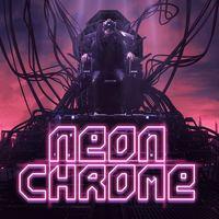 Portada oficial de Neon Chrome para PS4