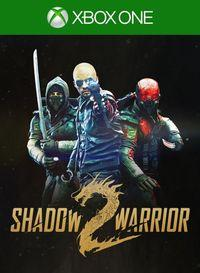 Portada oficial de Shadow Warrior 2 para Xbox One