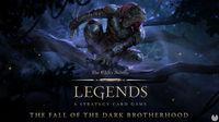 Portada oficial de The Elder Scrolls: Legends para PC