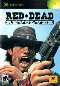 Portada oficial de Red Dead Revolver para Xbox