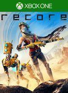 Portada oficial de de Recore para Xbox One