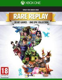 Portada oficial de Rare Replay para Xbox One