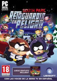 Portada oficial de South Park: Retaguardia en Peligro para PC