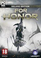 Portada oficial de For Honor para PC