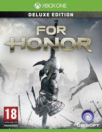 Portada oficial de For Honor para Xbox One