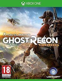 Portada oficial de Tom Clancy's Ghost Recon Wildlands para Xbox One