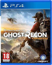 Portada oficial de Tom Clancy's Ghost Recon Wildlands para PS4