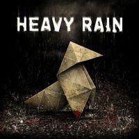 Portada oficial de Heavy Rain para PS4