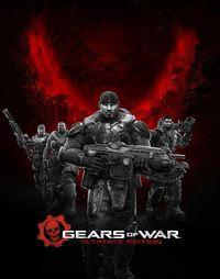 Portada oficial de Gears of War: Ultimate Edition para PC