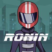 Portada oficial de Ronin para PS4