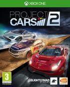 Portada oficial de de Project CARS 2 para Xbox One