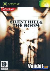 Portada oficial de Silent Hill 4: The Room para Xbox