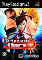 Portada oficial de Crimson Tears para PS2