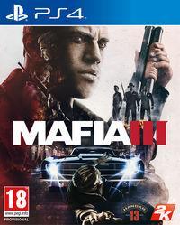 Portada oficial de Mafia III para PS4