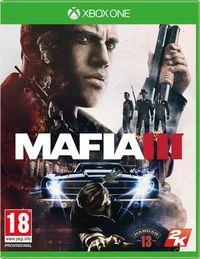 Portada oficial de Mafia III para Xbox One