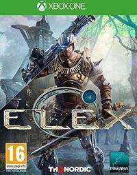 Portada oficial de ELEX para Xbox One