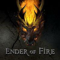 Portada oficial de Ender of Fire para PS4