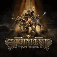 Portada oficial de Gauntlet: Slayer Edition para PS4