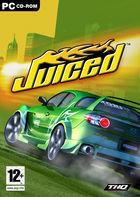 Portada oficial de Juiced para PC