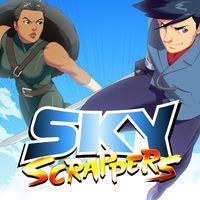 Portada oficial de SkyScrappers para PS4