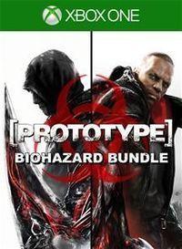 Portada oficial de Prototype Biohazard Bundle para Xbox One