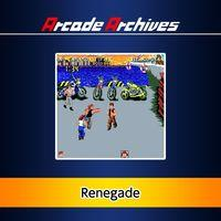 Portada oficial de Arcade Archives: Renegade para PS4