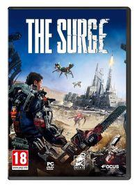 Portada oficial de The Surge para PC