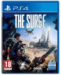 Portada oficial de The Surge para PS4