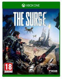 Portada oficial de The Surge para Xbox One