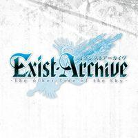 Portada oficial de Exist Archive: The Other Side of the Sky para PS4