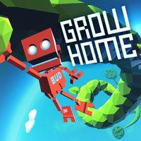 Portada oficial de Grow Home para PS4