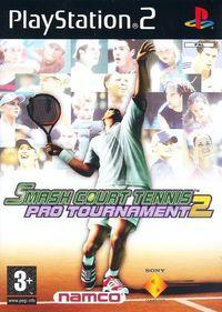 Portada oficial de Smash Court Tennis Pro Tournament 2 para PS2