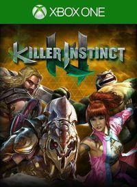 Portada oficial de Killer Instinct Season 3 para Xbox One