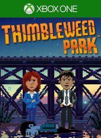Portada oficial de Thimbleweed Park para Xbox One