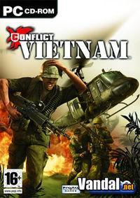 Portada oficial de Conflict: Vietnam para PC