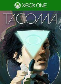 Portada oficial de Tacoma para Xbox One