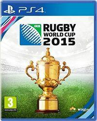 Portada oficial de Rugby World Cup 2015 para PS4