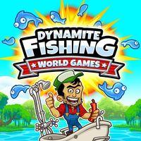 Portada oficial de Dynamite Fishing World Games para PS4