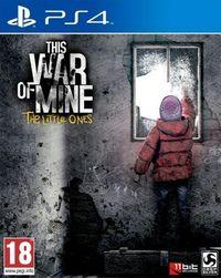 Portada oficial de This War of Mine: The Little Ones para PS4