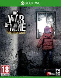 Portada oficial de This War of Mine: The Little Ones para Xbox One