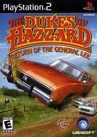 Portada oficial de The Dukes of Hazzard: Return of the General Lee para PS2