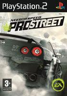 Portada oficial de Need for Speed ProStreet para PS2