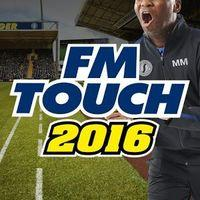 Portada oficial de Football Manager Touch 2016 para iPhone
