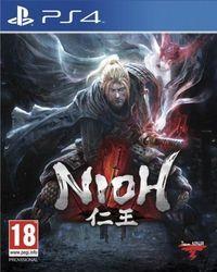 Portada oficial de Nioh para PS4