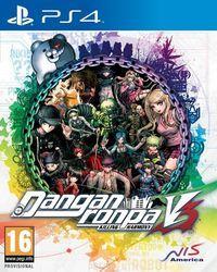 Portada oficial de Danganronpa V3: Killing Harmony para PS4