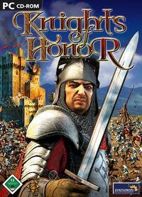 Portada oficial de Knights of Honor para PC