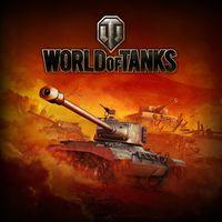 Portada oficial de World of Tanks para PS4
