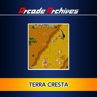 Portada oficial de Arcade Archives: Terra Cresta para PS4