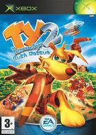 Portada oficial de Ty The Tasmanian Tiger 2 para Xbox
